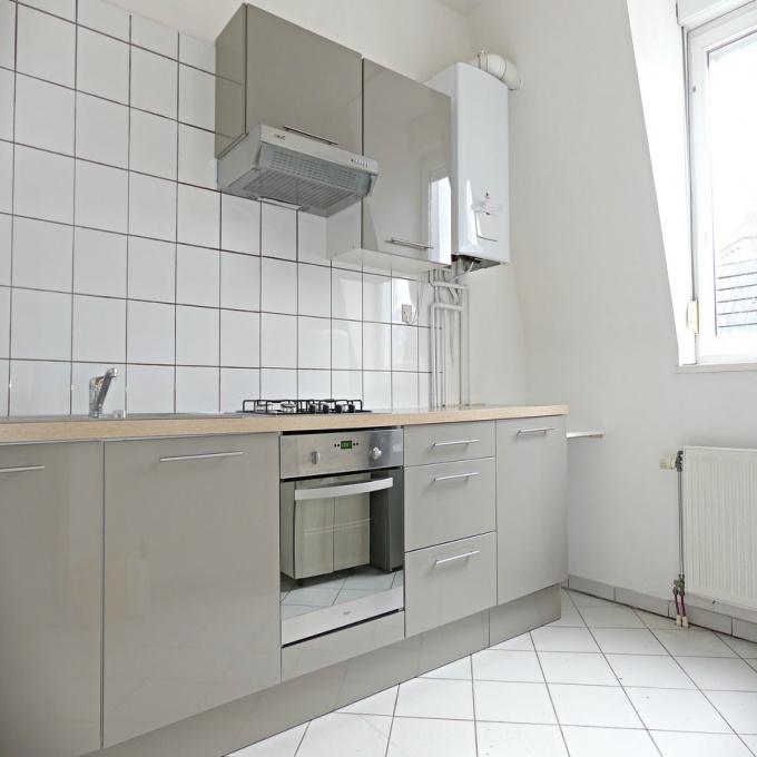 Offres de location Appartement Mulhouse (68100)
